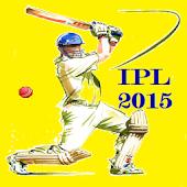 Live Score IPL 2015
