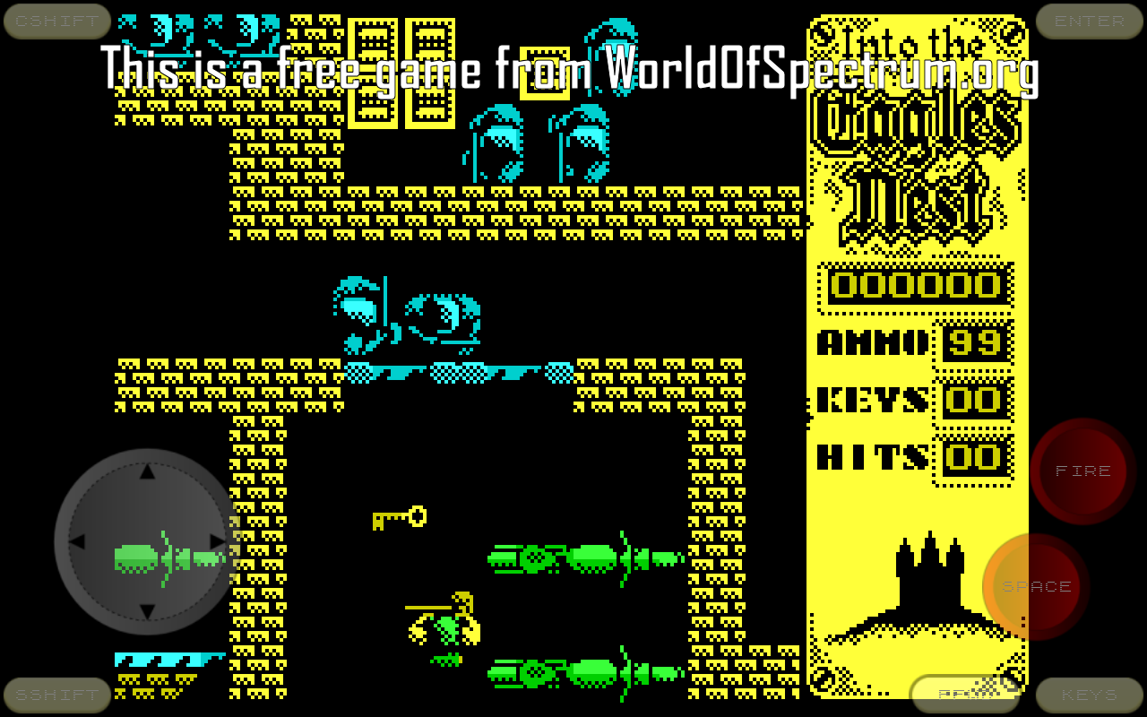Speccy - ZX Spectrum Emulator screenshots