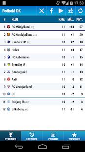 Fodbold DK Soccer - screenshot thumbnail