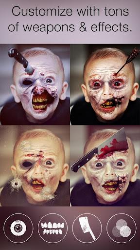 Zombify - Zombie Photo Booth 1.4.6 screenshots 3