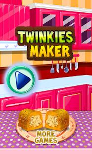 Twinkies-Maker-Crazy-Cooking 8