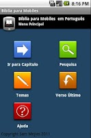 Screenshot of Biblia para Mobiles(Portugues)