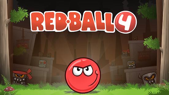 Resultado de imagen para Red Ball 4