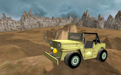 Jeep Offroad Driving 3D