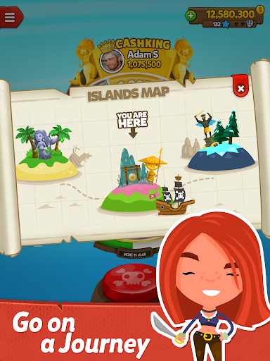 Tải game Pirate kings apk