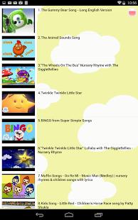 【免費教育App】Kids Songs (英文兒歌)-APP點子