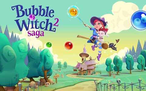 Bubble Witch 2 Saga v1.7.6