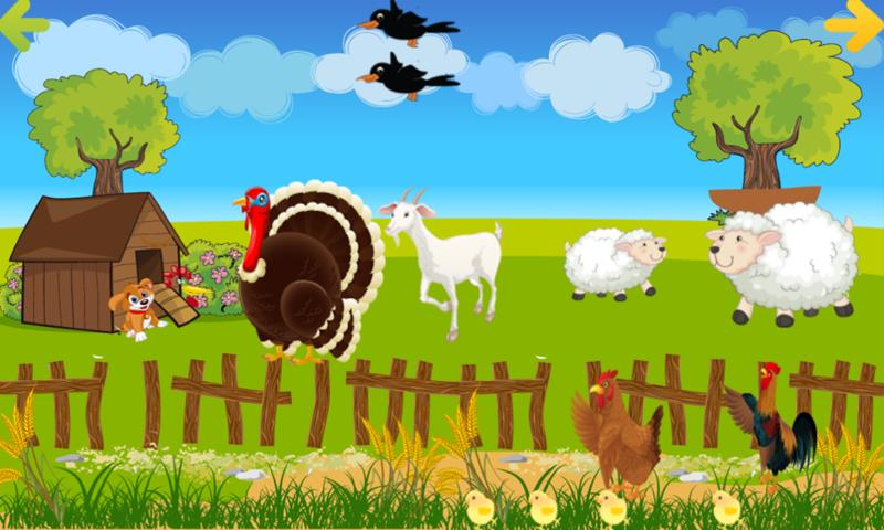 kids farm world   android apps op google play