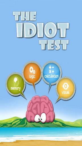 The Idiot Test - Memory