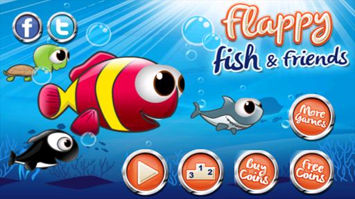 FLAPPY FISH FRIENDS