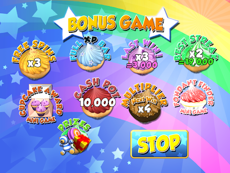 Cupcake Frenzy Slots 1.0.6 screenshot 89669
