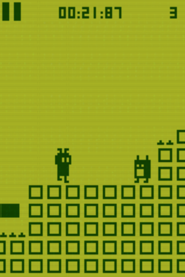 1-Bit Hero - Retro Platformer- screenshot