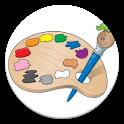 اروع العاب التلوين و الرسم icon