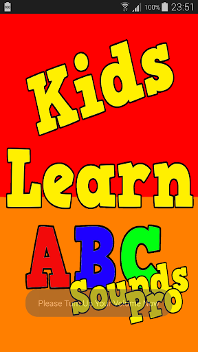 Kids Learn ABC Sounds Pro
