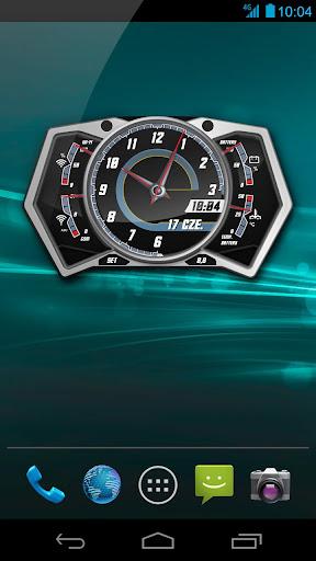 Car Widgets - Lambo Aventador