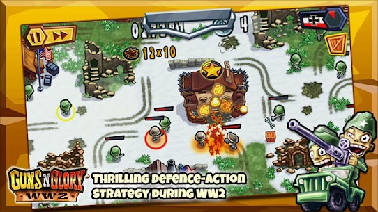 Guns'n'Glory WW2 Premium APK 8