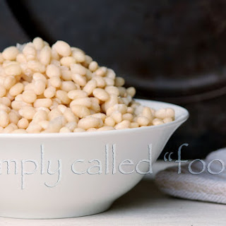 "White beans in ""Crock pot"""