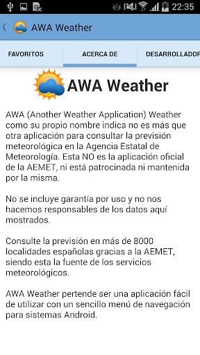 【免費天氣App】AWA Weather-APP點子