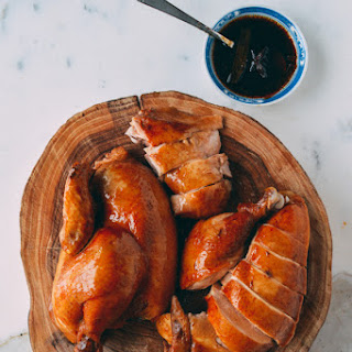Soy Sauce Chicken.