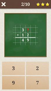 Re della Matematica Jr. Gratis Screenshot