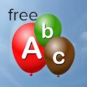 Alphabet Balloons Free icon