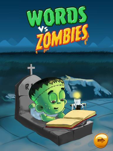 Words Vs Zombies