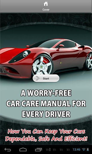The Worry Free Car Care Manual