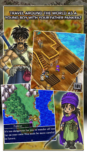 DRAGON QUEST V  screenshots 2