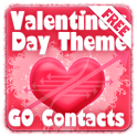 Valentine GO Contacts EX Theme icon