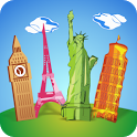 Geography Quiz - City Puzzle icon
