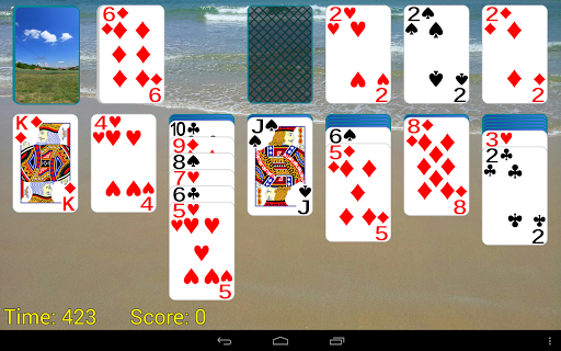 Solitaire  gameplay | by HackJr.Pw 7