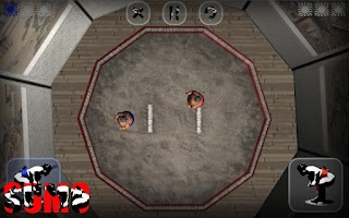 Screenshot of Sumo (Two player game)