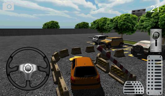 玩免費模擬APP|下載三維城市停車場 app不用錢|硬是要APP