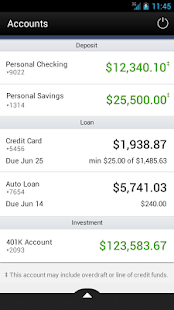 Central Bank Mobile Banking - screenshot thumbnail