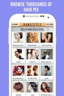 Bangstyle - screenshot thumbnail