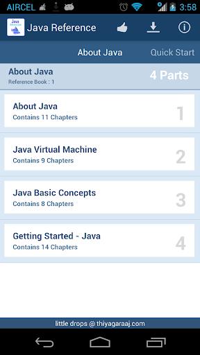 Java Programming Reference