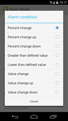 Bitcoin Checker 1.16 screenshots 6