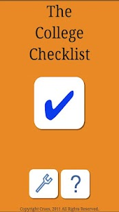 The College Checklist for Guys- screenshot thumbnail