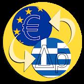 Drachma Euro converter