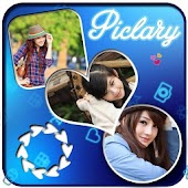 Piclary -  Fotos overlapping