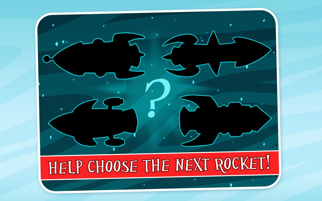 Rocket Weasel Free - screenshot
