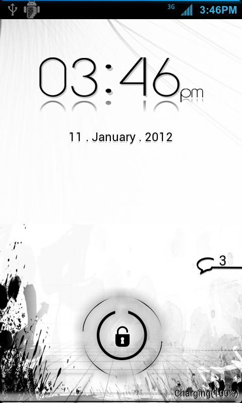 Lock FX White Go locker - screenshot
