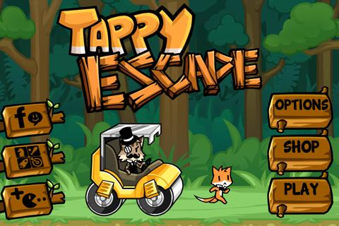Tappy Escape - Jump & Run - screenshot