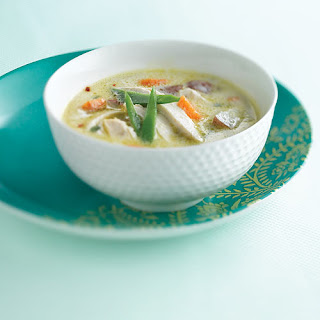 Chicken-Coconut Soup