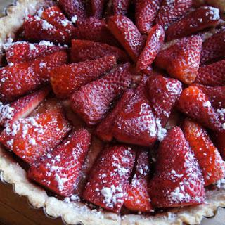 Deborah Madison's Austere Berry Tart
