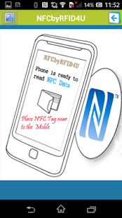 NFC APP BY RFID4U- screenshot thumbnail