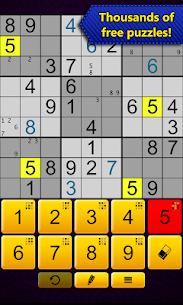 Sudoku MOD (Unlocked) 5
