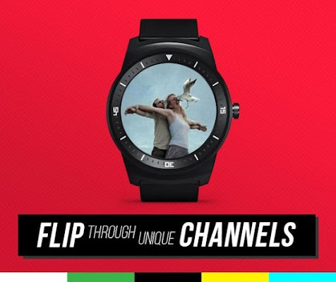 Little TV for Android Wear - screenshot