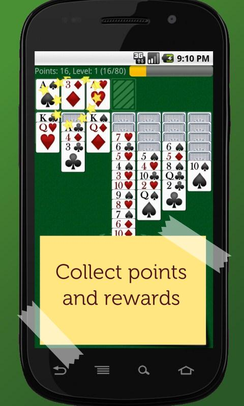 Yukon Solitaire Champion- screenshot