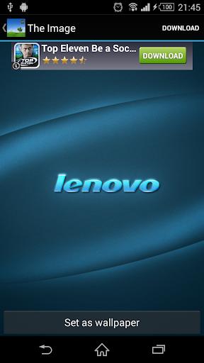 玩免費個人化APP 下載Lenovo Wallpapers HD app不用錢 硬是要APP
